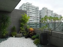 patio ideas apartment modern small balcony gardening plus garden