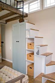 loft stairs for small spaces interior stylish under stairs storage