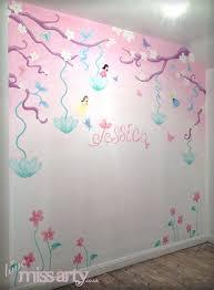 Best Bedroom Ideas Images On Pinterest Bedroom Ideas Girls - Girls bedroom wall murals