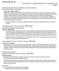 Principal Resume Samples by Principal Resume Sample Resume For Elementary