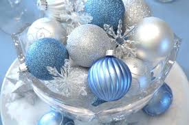 blue silver and white decorations soultech co
