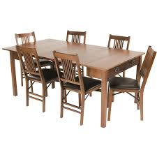 dining room stakmore company inc mission style expanding 2017