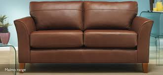 Malmo Modern Leather Sofa  Seater SofaSofa SofaSofa Official - Leather 3 seat sofa