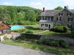historic stone home on 5 acres pool u0026 homeaway zionsville