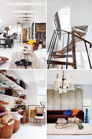 eclectic swedish home the style files