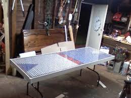 build a beer pong table diy beer pong table and wall of fame album on imgur