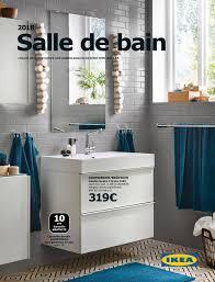 Meuble De Salle De Bain En Teck Pas Cher by Brochure Salle De Bain Ikea 2018
