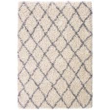 Moroccan Trellis Area Rug by Grey Moroccan Rug Roselawnlutheran