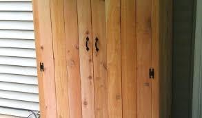 outdoor wood storage cabinet kitchenaid outdoor ice maker outdoor cedar storage cabinet outdoor