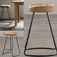 Vintage Kitchen Furniture Beautiful Vintage Industrial Barstools Style Design With Classic