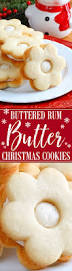 buttered rum butter cookies wicked good kitchen