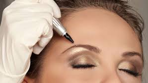 permanent makeup apply it once then fuhgetaboutit u2026for the rest