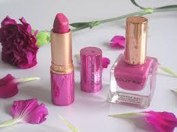 review colorbar feel the rain collection matte lipstick u0026 gel
