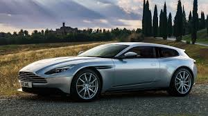 2018 aston martin db11 v aston martin db11 shooting brake rendering makes sense autoevolution