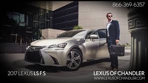 who owns lexus of north miami 2017 lexus ls f sport youtube