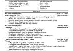 Sample Resume For Heavy Equipment Operator by Wondrous Inspration Actors Resume 2 Free Acting Resume Samples And
