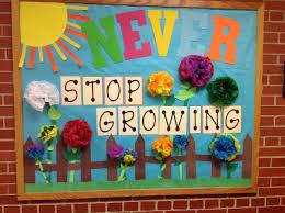 Nursery School Decorating Ideas by Best 25 Daycare Bulletin Boards Ideas On Pinterest Spring