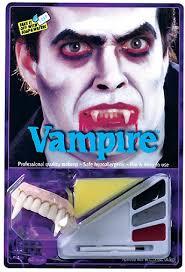 vampire costume makeup kits halloween makeup by theme
