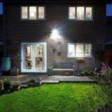 super solar powered motion sensor lights super solar powered motion sensor light super bright no wiring