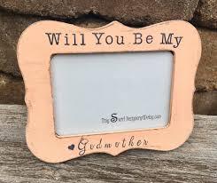 godparent ask gifts godparent frames baptism frames gift for