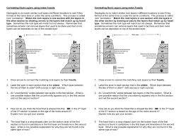 Geologic Time Scale Worksheet Index Fossil Worksheet Photos Dropwin