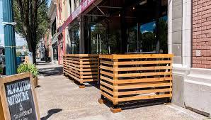 Restaurant Fencing by Revolution Rotisserie