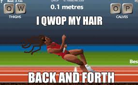 Qwop Meme - know your meme qwop the worst game ever if you are easily
