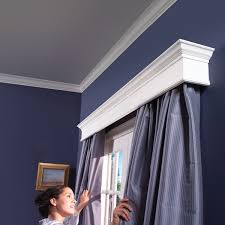 How To Make Window Cornice How To Build Window Cornices Diy Wood Christmas Décor And Shelving