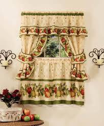 Kitchen Curtain Design Ideas by Installing Kitchen Curtain To Beautify Kitchen Interior Hort Decor