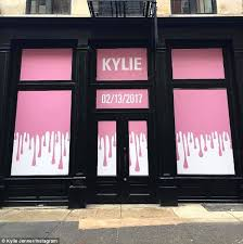 jenner s new york pop up shop to open on monday daily mail