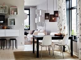 ikea furniture dining room rectangular white wooden shelf cabinet