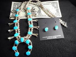 real turquoise necklace images Jewelry navajo JPG