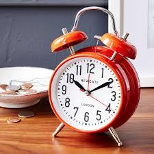 West Virginia travel alarm clocks images London alarm clock red west elm jpg