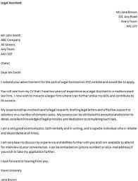 litigation attorney cover letter