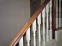 Spindle Banister Floor Amusing Banister Rails Interesting Banister Rails Indoor