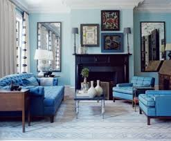 Modern Blue Living Room by Blue Sofa Contemporary Couch Living Room Furniture Set Cool Light