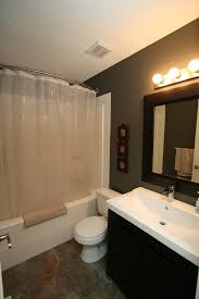 ottawa curved shower curtain bathroom contemporary with handshower