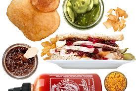 thanksgiving leftovers kit sandwich upgrades