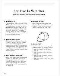 50 super fun math activities grade 3 by carolyn ford brunetto