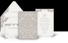 luxury wedding invitations marquise luxury wedding invitations the wedding collection