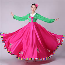 korean traditional dress hanbok korean national costume asian