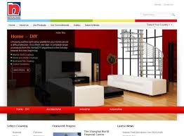 nippon paint business css showcase gallery css based web