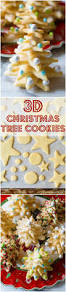 Christmas Snack Recipes For Gifts 3d Christmas Tree Cookies A Spicy Perspective