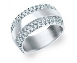 thick wedding bands wide diamond wedding bands wide wedding rings