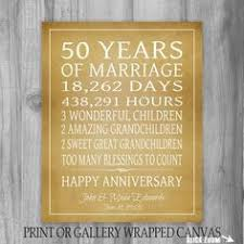 50th wedding anniversary gift ideas for parents 50th anniversary gifts for parents 50th wedding anniversary