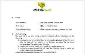 letter of employment singapore