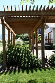 shade arbor cools ashland landscape design landscape design