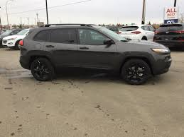 jeep altitude 2017 new 2018 jeep cherokee 4x4 altitude edmonton ab express car loans