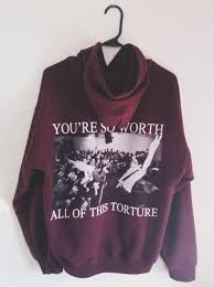 band sweaters sweater you re so worth all of this hoodie band merch