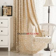 Buy Discount Curtains Cheapest Curtains Online In Champagne Color In Simple Design Buy
